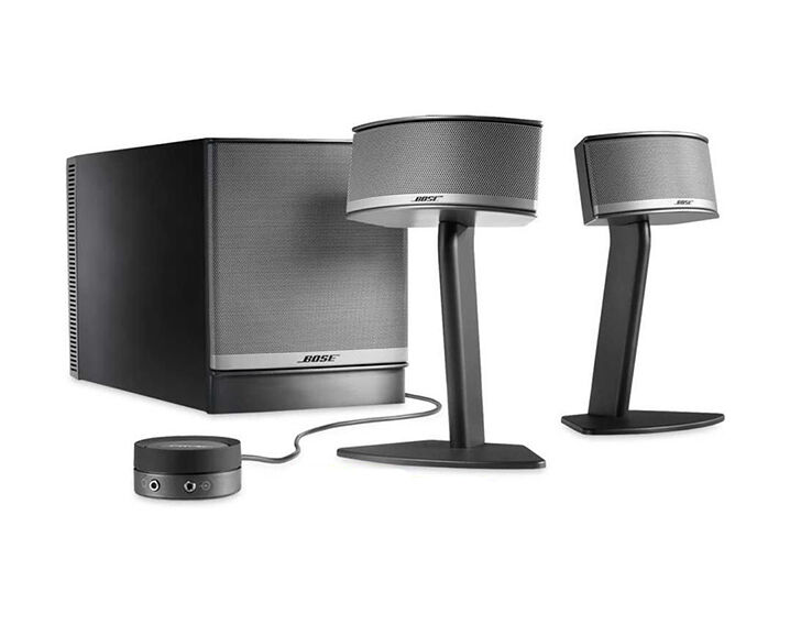 bose lautsprecher kleine soundwunder ebay. Black Bedroom Furniture Sets. Home Design Ideas