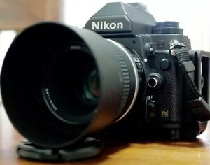 Nikon DF with special edition 50mm 1.8 Melbourne CBD Melbourne City Preview