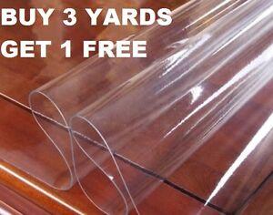Clear Plastic Waterproof Tablecloth Vinyl PVC Waterproof Fabric Material