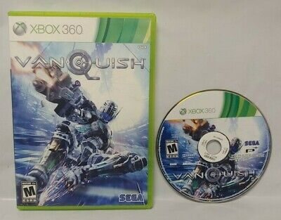 Usado, Vanquish Game - Microsoft Xbox 360 Rare Tested Works Sega comprar usado  Enviando para Brazil