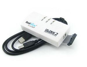 ULINK2 USB JTAG Emulator support MDK4.54 ARM7 Cortex Keil Debug Adapter AK