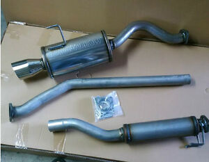 ACURA RSX MAGANAFLOW COMPLETE EXHAUST SYSTEM CAT BACK