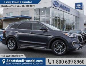 2017 Hyundai Santa Fe XL Limited ACCIDENT FREE