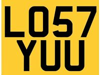 Cherished Private Number Plate, LOST YOU, Fast, GTR, Race, AMG, Gone