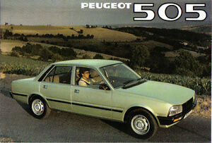 peugeot 505 gr | load in crack