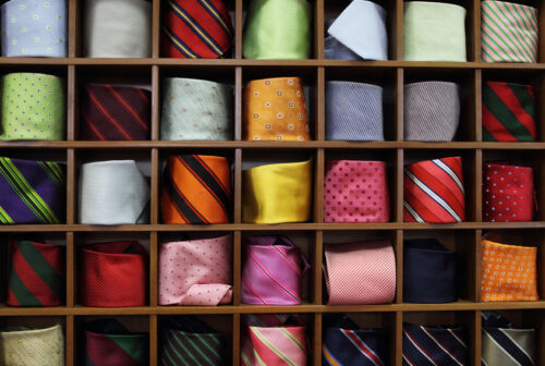 6 Do's and Don'ts When Buying a Tie