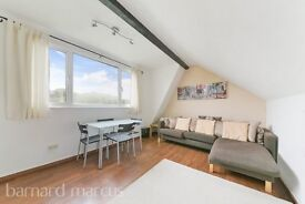 LOVELY 1 BEDROOM TOP FLOOR APARTMENT TO RENT - FANTASTIC VIEWS, MUSWELL HILL N10