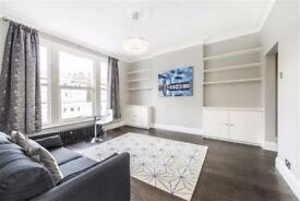 A newly refurbished charming one bedroom apartment, set on one of Clapham's finest streets