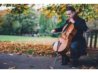 Cello Lessons/Teacher