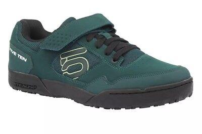 Five Ten Mens Maltese Falcon 5531 Ivy Green Mountain Biking Shoes Size 10.5