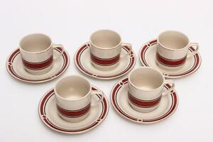 Set of Cups & Saucers
