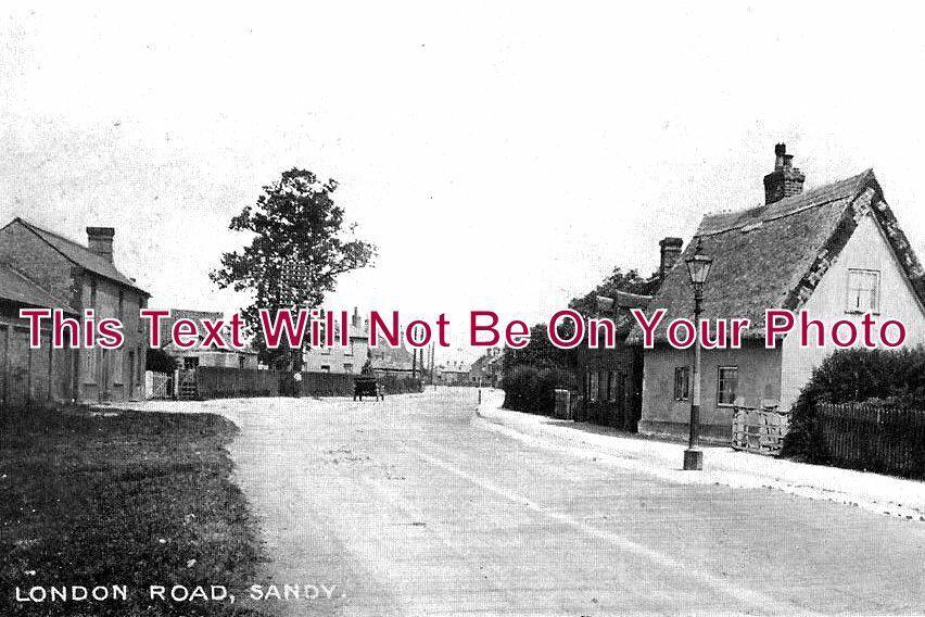 BF 643 - London Road, Sandy, Bedfordshire
