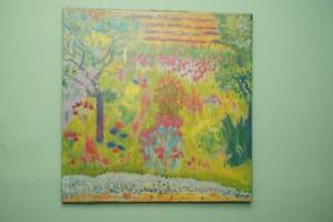 Pierre Bonnard Canvas Transfer