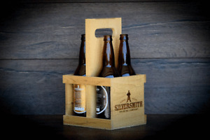 Best Personalized Wooden Wine Gifts Boxes in Canada - Brittany B