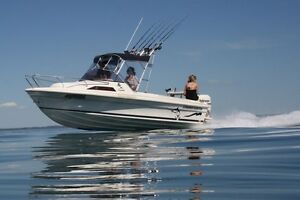 Haines Hunter 580SF fishing or ski boat Berwick Casey Area Preview