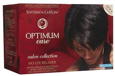 Optimum Care Salon Collection Anti-breakage No-lye Relaxe...
