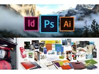 Graphic Design and Print Management for big and small businesses
