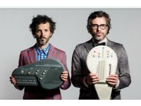 Flight of the Conchords tickets x 2 (Manchester Arena)