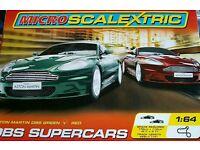 Micro Scalextric DBS Supercars