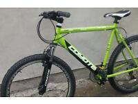 !!!CAYOTI NEMBRASKA MTB!!! Bike like new 6-7months old been serviced by halfords...