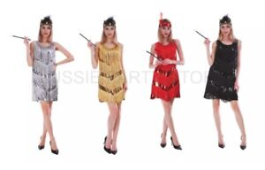 1920s adult flapper dress costume 20s costume party dress Heatherton Kingston Area Preview