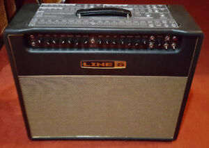 Line 6 DT50 212 and POD HD500X guitar amp combo and effect pedal