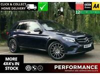 2018 Mercedes-Benz GLC Class 2.1 GLC250d AMG Line G-Tronic+ 4MATIC (s/s) 5dr