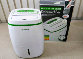 Meaco 20L Low Energy Platinum Dehumidifier - like new