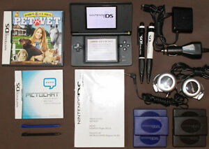 DS Lite w/ Game & Accessories - DS Games - Luigi's Mansion 3DS