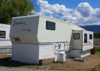 33 ft. Fifth Wheel for Sale - Reduced