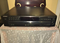 Sony 5 Disc CD ChangerCDP-CE215