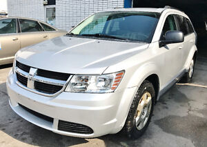 2009 Dodge Journey 4 Cylinder 7 Seater! Low km