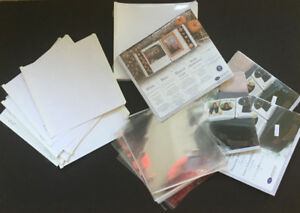 Scrapbook Pages and Protectors