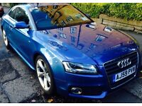 Audi A5 2.0 Tfsi S-Line 2009 Special Edition Coupe Manual 2-Door-Petrol
