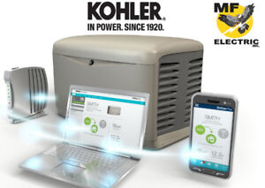 Certified Generator Dealer, Service and Installations