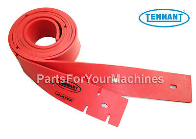 1023327 1023329 Squeegee Blade Kit Linatex Tennant T5 Scrubbers 26 650mm