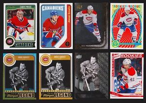 MONTREAL CANADIENS HOCKEY CARDS X20 BRENDAN GALLAGHER RC