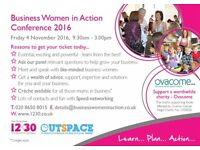 REDUCED TICKETS - Business Women in Action London - BOOK YOUR PLACE NOW