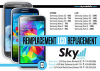 SAMSUNG Galaxy Reparation S3/S4/S5/S6 Note2/Note3/Note4