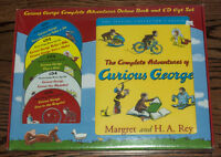 CURIOUS GEORGE DELUXE GIFT SET