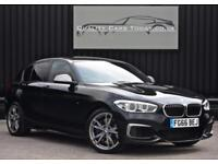 BMW M140 140i ( 340bhp ) M Sport Auto 5dr * Black Sapphire + Coral Red*