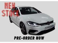 2018 Volkswagen Golf 2.0 TSI R DSG 4Motion (s/s) 5dr