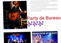 Musicien BAND groupe de musique pour party de bureau et camping