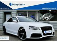 2011 11 Audi RS5 4.2 FSI Quattro 450 S Tronic Coupe MMI | FSH | H-LEATHER