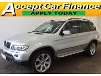 BMW X5 3.0d auto 2005MY Sport FROM £48 PER WEEK.