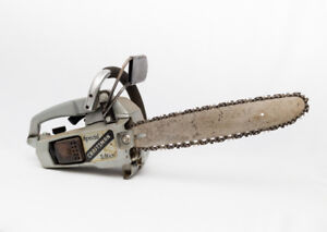 Vintage Craftsman Special Edition Chainsaw