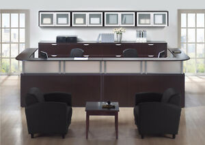 Office Furniture Nova Scotia - Reception Desk starting @ $539