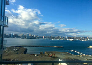 2 BDR  + Den ..in King's Wharf with Amazing Waterfront View