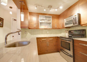 Condo on two floors 1 bedroom up and 2 down + 2 bathrooms West Island Greater Montréal image 1