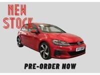 2018 Volkswagen Golf 2.0 TSI GTI (s/s) 5dr